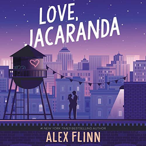 Love, Jacaranda  By  cover art