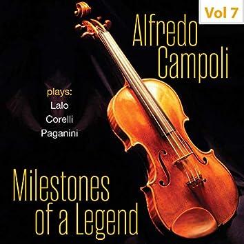 Milestones of a Legend: Alfredo Campoli, Vol. 7