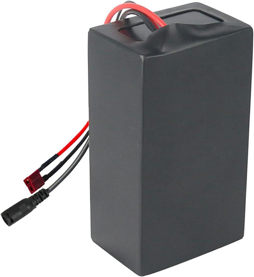 FREEDOH Batería Litio Bicicleta Eléctrica 24V 10Ah 12.5Ah 15Ah 17.5Ah 20Ah 22.5Ah 25Ah Paquete Baterías para Motor 200W-600W para Scooters Eléctricos Herramientas Eléctricas con Cargador