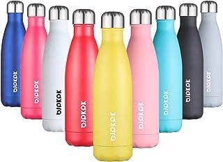 BJPKPK Stainless Steel Water Bottle -17Oz -Double wall...