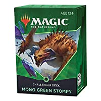 Magic: The Gathering 2021 Challenger Deck – Mono Green Stompy
