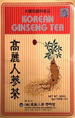 Original Korean Ginseng Tea 0.1oz(3g) 100 Packets