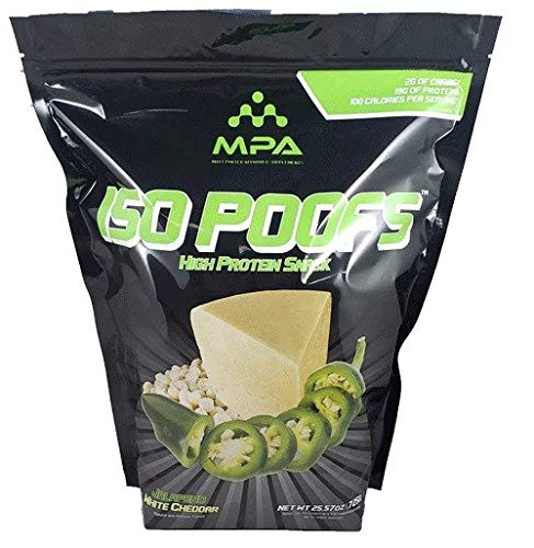 Iso Poofs Jalapeno White Cheddar by MPA