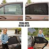 Zoom IMG-2 icecar tendine parasole auto bambini