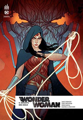 Wonder Woman Rebirth, Tome 5