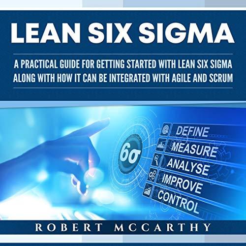Lean Six Sigma cover art