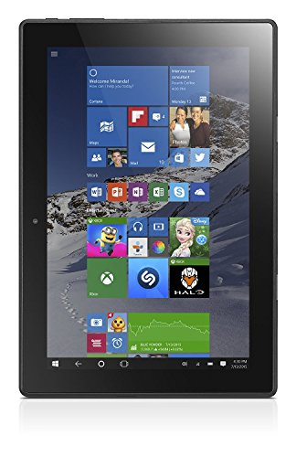 Lenovo Miix 310 (10,1 Zoll) Tablet inkl. AccuType Tastatur und Windows 10 - 3