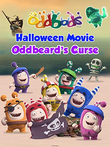 Oddbods Halloween Movie: Oddbeard