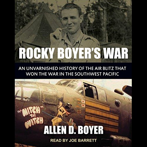 Rocky Boyer's War cover art