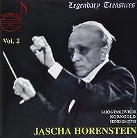 Horenstein Vol. 2/Korngold/H