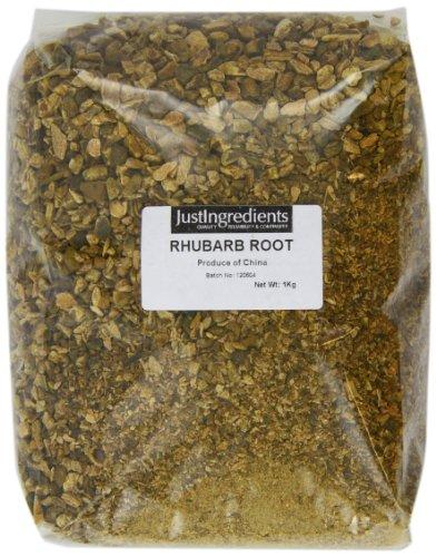 JustIngredients Radice di Rabarbaro - 1000 gr