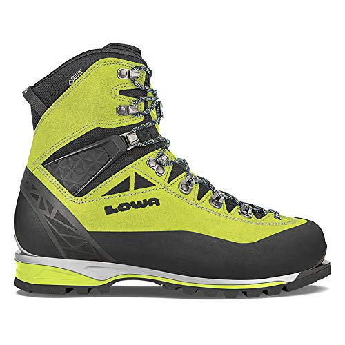 Lowa Alpine Expert GTX - Lime/Black