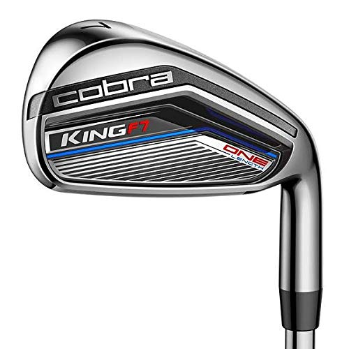 Cobra King F7 One Length Iron Set 5-PW True Temper Steel Regular Right Handed 37.0in
