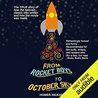 From Rocket Boys to October Sky                   By:                                                                                                                                 Homer Hickam                               Narrated by:                                                                                                                                 Joe Barrett                      Length: 2 hrs and 34 mins     1 rating     Overall 5.0
