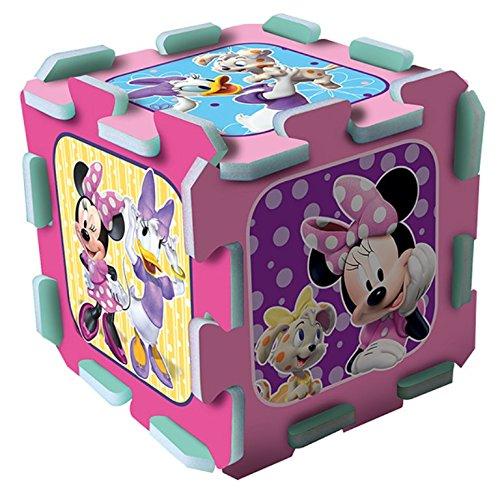 Trefl 60297 - Puzzle con Licencia de Minnie Mouse (8 Piezas)