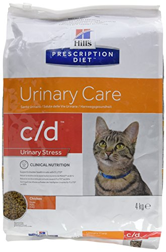 Prescription Diet c/d Feline Urinary Stress mangime Secco Gusto Pollo gr kg. 4