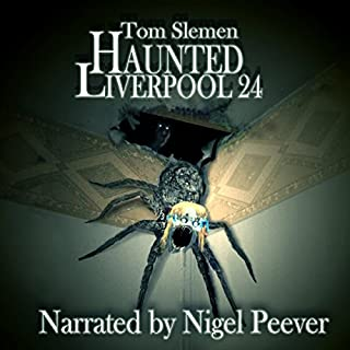 Haunted Liverpool 24 cover art