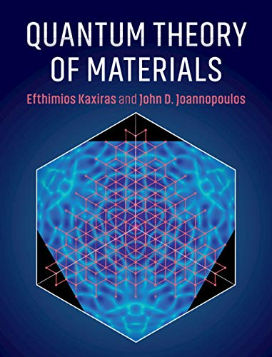 Quantum Theory of Materials (English Edition)