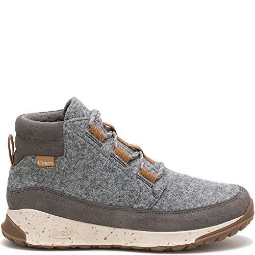 Chaco womens Borealis Ledge Waterproof Fashion Boot, Grey, 9 US