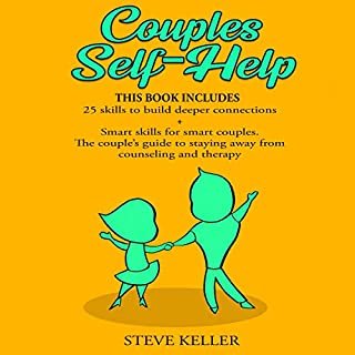 Couples Self-Help audiobook cover art