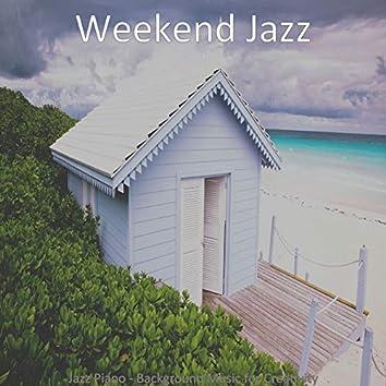Jazz Piano - Background Music for Creativity