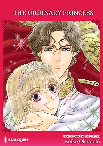 The Ordinary Princess: Harlequin comics (English Edition)