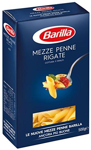 Barilla - Mezze Penne Rigate