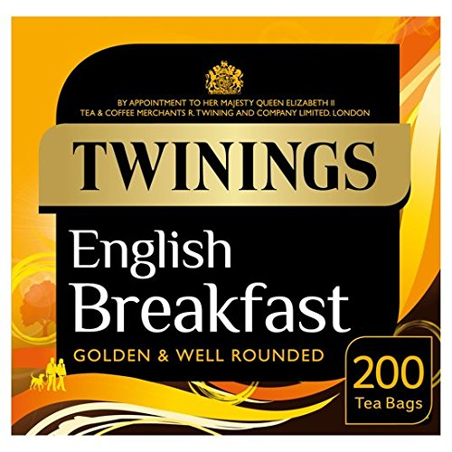 Twinings English Breakfast 200 pro Packung