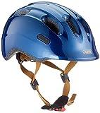 Abus Smiley 2.0, Unisex kinder Fahrradhelm,blau (royal blue), M (50-55 cm)