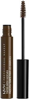 Gel para cejas, Tinted Brow Mascara, Nyx Professional Makeup ,Tono  Espresso ,6.2g