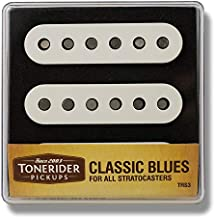 Tonerider TRS3 Classic Blues Stratocaster Pickup Set - White