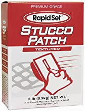 CTS CEMENT MANUFACTURING SO2-RDC09 2LB Stucco Patch, 12 g