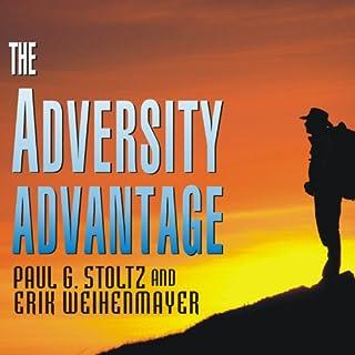 The Adversity Advantage audiobook cover art