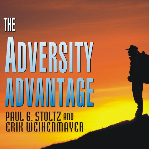 The Adversity Advantage audiobook cover art