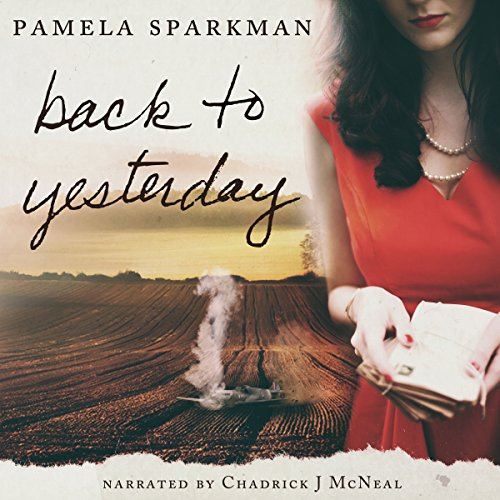 Back to Yesterday audiobook cover art