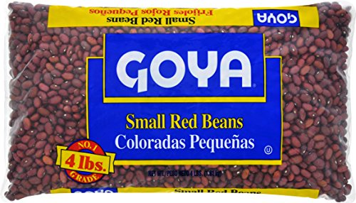 Goya Foods Small Red Beans 4 Pound Buy Online In Sweden At Desertcart