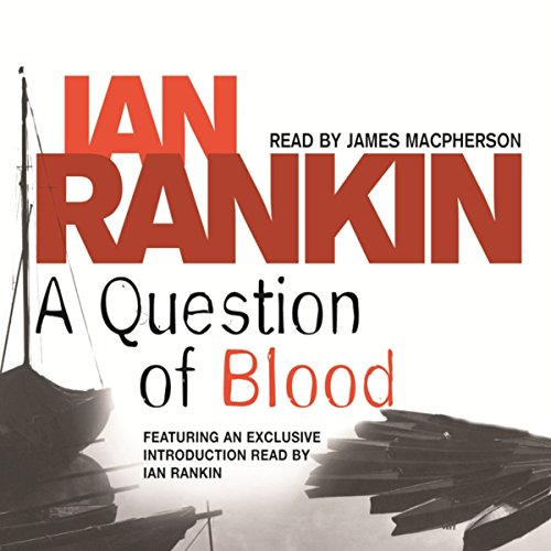 Couverture de A Question of Blood