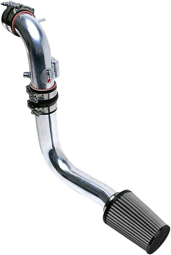 2020 新作 HPS 837-568P Polish Cold 上質 Air Intake CAI Cool Long Converts Kit