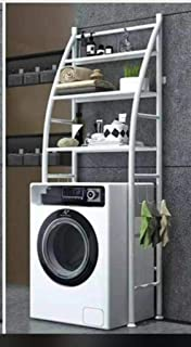 Bathroom and Washing Machine Organizer Stand