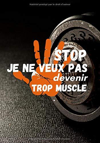 Carnet de note Musculation: Votre Carnet pour mettre en note vos séances de Musculation, pour mieux s'organiser | format 7*10 | 100 pages
