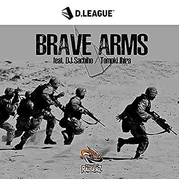 Brave Arms (feat. DJ Sachiho / Tomoki Ihira)