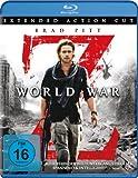 Bluray Horror Charts Platz 1: World War Z [Blu-ray]