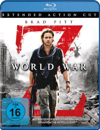 World War Z [Blu-ray] (Blu-ray)