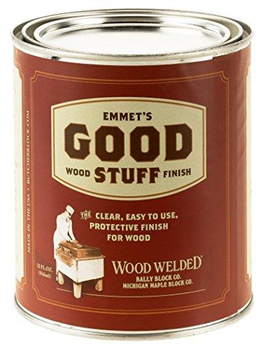 Wood Welded Emmet's Good Stuff Wood Finish - Quart