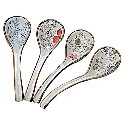 Thes soup spoons are delightful. <b><u>Buy them today from Amazon.</b>></u>