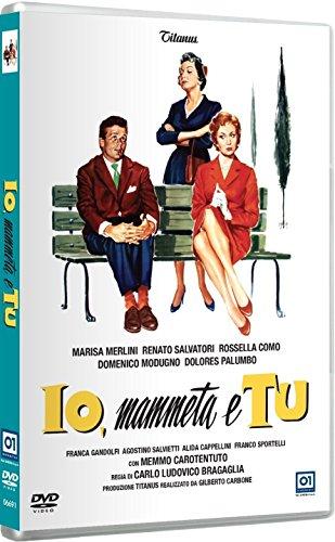 Dvd - Io, Mammeta E Tu (1 DVD)