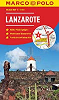 Marco Polo Holiday Map Lanzarote (Marco Polo Holiday Maps)