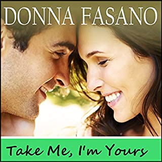 Take Me, I'm Yours audiobook cover art