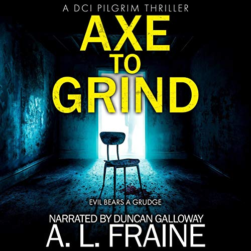 Axe to Grind cover art