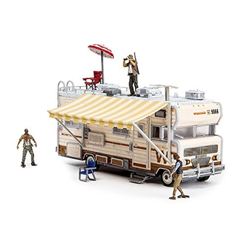 The Walking Dead 14528 Dale's Wohnmobil-Baukasten-Set